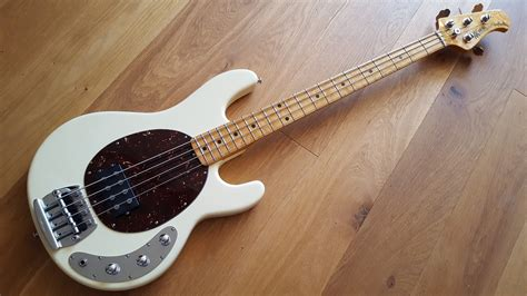 SOLD: USA Musicman Stingray Classic with OHSC - Classic ...