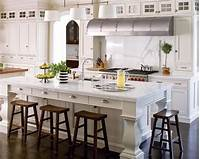 kitchen island design ideas 125 Awesome Kitchen Island Design Ideas - DigsDigs