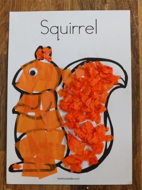 two squirrel crafts 632 | 695021 9e55daabbe194600a361c3db96f8f1ba