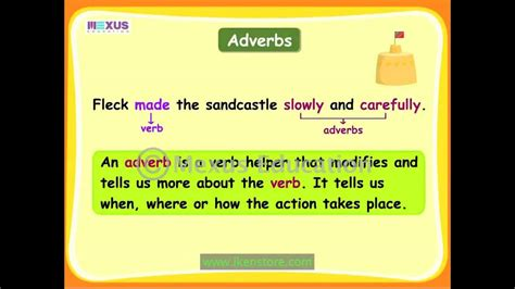 learn english grammar adverbs  manner youtube