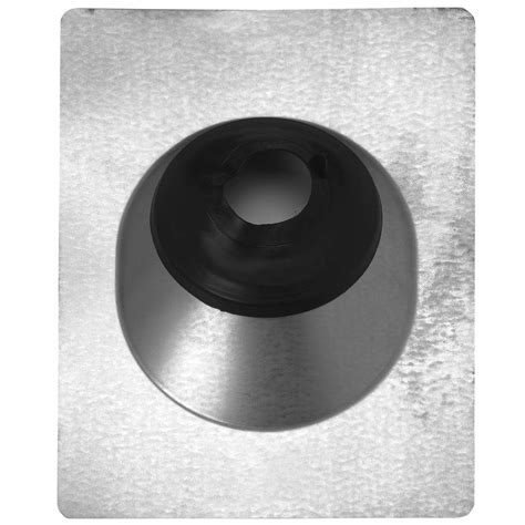 roof pipe cover metal plumbing boot flashing  cover roof pipe sc  st luxury metals