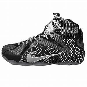 Nike Lebron XII 12 BHM EP James Black History Month 2015 ...