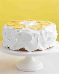 lemon food cake dessert lemon cake recipe recipe from everyday food may 2009