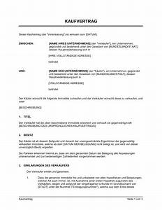 Vorläufiger Kaufvertrag Haus Vorlage : kaufvertrag immobilie vorlagen und muster ~ Orissabook.com Haus und Dekorationen