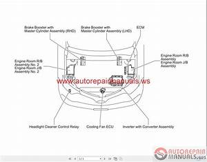 Toyota Rav4 Window Fuse Relay Box Location  Toyota  Free Engine Image For User Manual Download