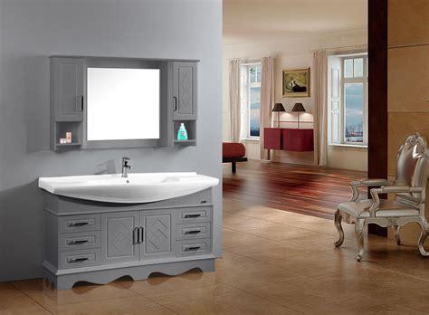 meuble de chambre de bain davaus meuble salle de bain gris fonce avec des