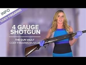 4 Gauge Winchester Wildfowler - The Gun Vault  8