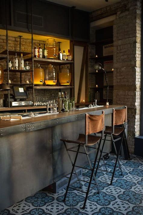 industrial home bar designs    home home
