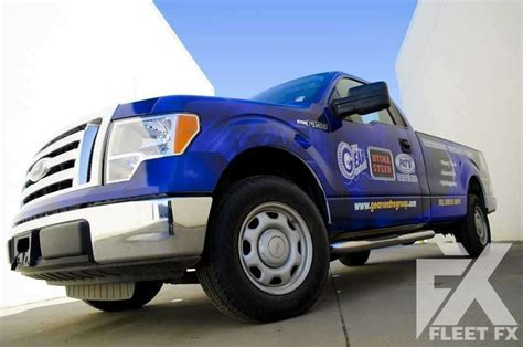 How Much Ford F150 Cost by Gear Centre Wrap Ford F150 Fleet Fx Graphics