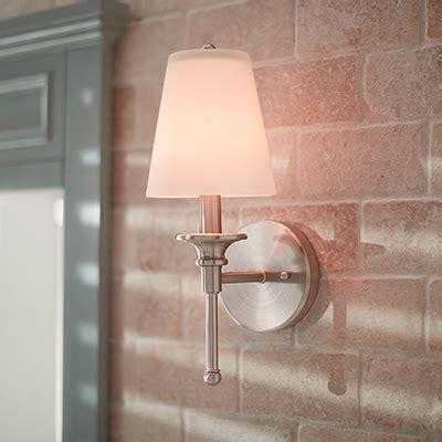 bathroom sconces bathroom lighting at the home depot