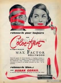 Vintage Max Factor Cosmetics