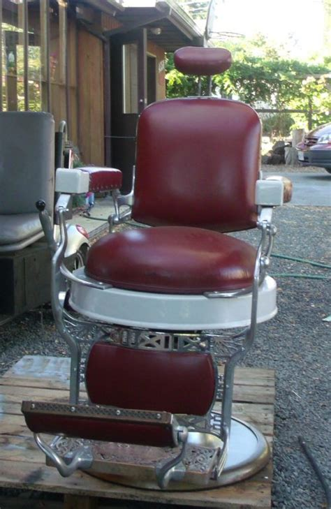 Koken Barber Chair Hydraulic Fluid by Antique Koken Barber Chair For Sale Bc