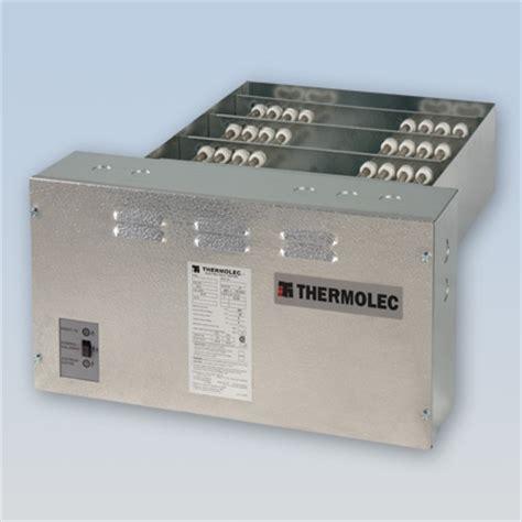 thermolec plenum heater