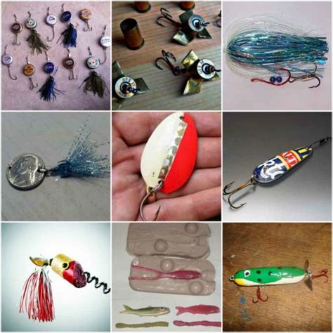 diy fishing lures