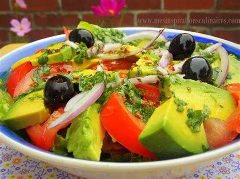 cuisine tunisienne ramadan salade d 39 avocats simplissime le cuisine de samar