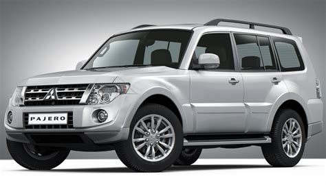 Due to the name pajero roughly translating to wanker in spanish. Mitsubishi - Groupe Fadoul Togo