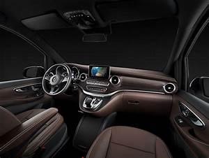 Mercedes Vito Interieur : viano nachfolger mercedes benz stellt das interieur der neuen v klasse vs20 447 vor auto ~ Maxctalentgroup.com Avis de Voitures