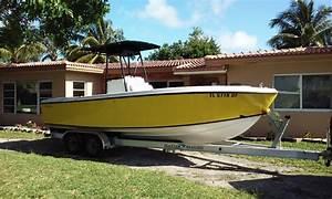 1974 Formula Center Console Open Fisherman Outboard