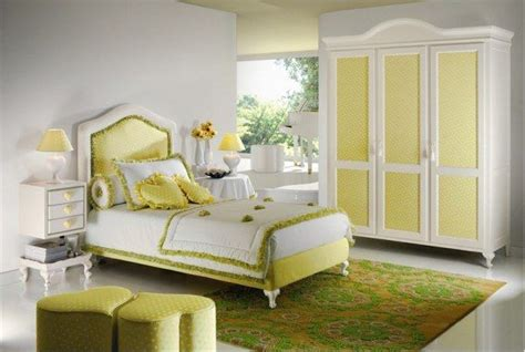 Bedroom Decorating Ideas Yellow And Green by 15 Refreshing Bedrooms In Yellow And Green Colors Home