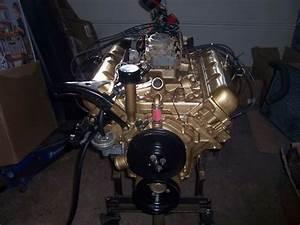 Oldsmobile 350 Engine 1972