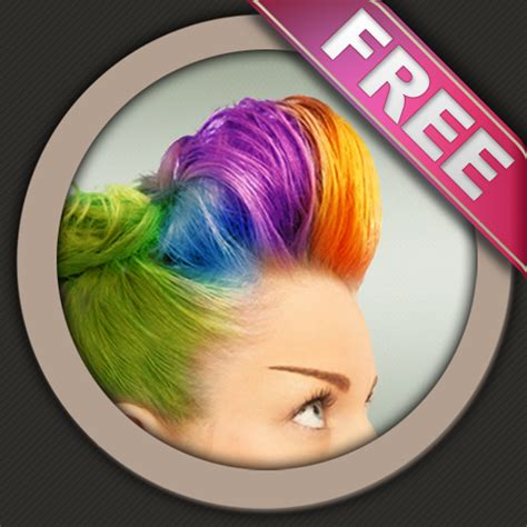 hair color booth app hair color booth free on the app store on itunes
