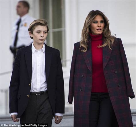 ronan kimberly son eric melania trump guilfoyle months than children less born said five 2006 october they