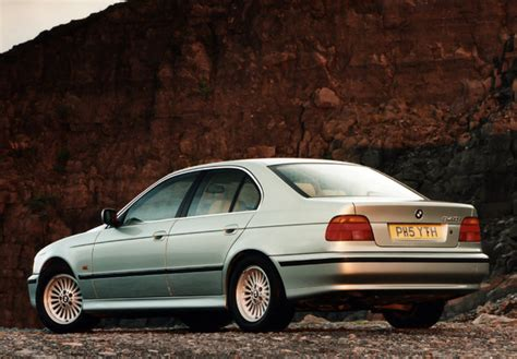Bmw 540i Specs by Bmw 540i Sedan Uk Spec E39 1996 2000 Images