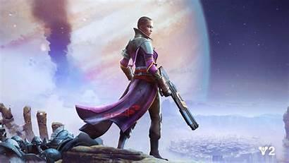 Destiny 4k Rey Ikora Gamephd
