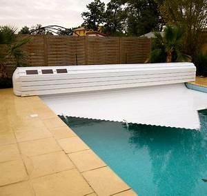 Dimension Piscine Hors Sol : volet piscine hors sol lectrique avec coffre en pvc promo ~ Melissatoandfro.com Idées de Décoration