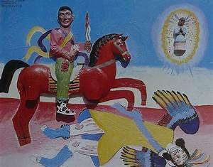 Discurso Visual Símbolos nacionalistas en la pintura posmoderna mexicana