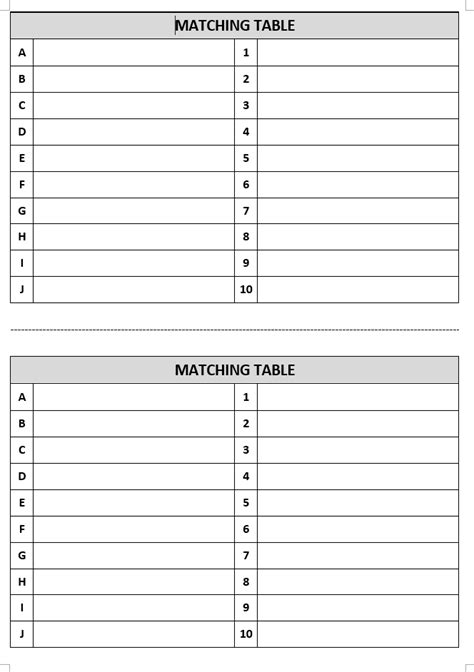 matching template four ms word templates for your own material tekhnologic
