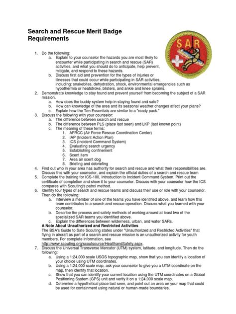 new boy scout fishing merit badge worksheet answers