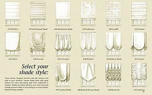 Roman shade styles windows pinterest shades style for Are roman shades out of style