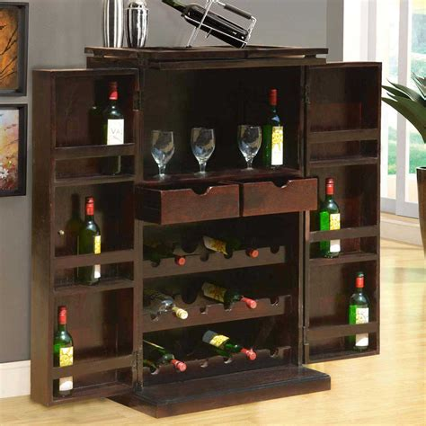 solid wood bar cabinet mexico traditional handcrafted solid wood expandable wine