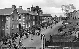 Photo Of Chelmsford  Marconi Works  New Street 1920