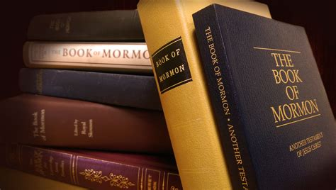Why Is The Book Of Mormon A Classic?  Book Of Mormon Central