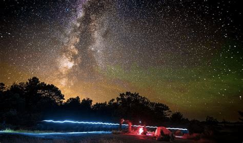 There Incredible Dark Sky Preserve Just Hours From