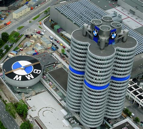 Meaning Of Bmw by Bmw Headquarters Design Meaning Bimmertips