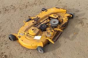 38 U0026quot  Cub Cadet 2146 Lawn Mower Deck