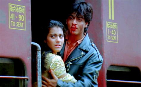 dilwale dulhania le jayenges final scene  undoubtedly