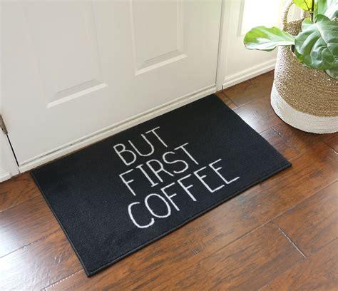Photo Doormat by But Coffee Door Mat Floormatshop Commercial