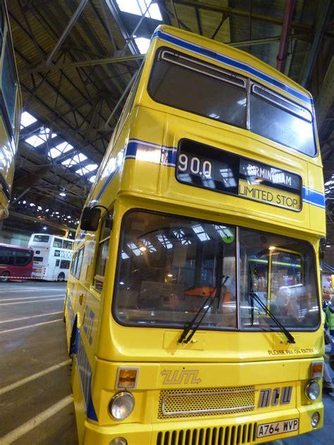 yellow travelcard bus yardley wood bus garage  birth