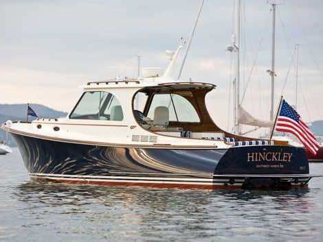 Hinckley Boats History by The Hinckley Picnic Boat Made In Southwest Harbor Maine