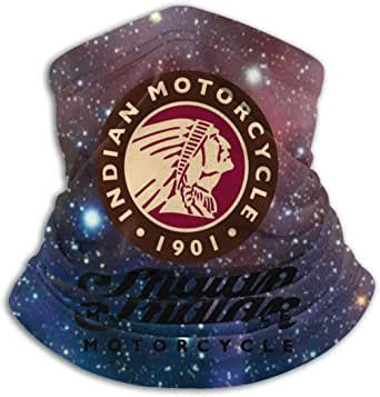 indian motorcycles logo unisex windproof face mask scarf