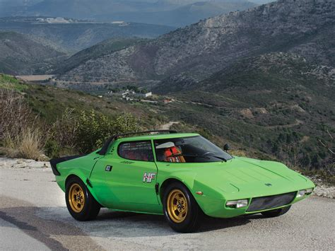 1974 Lancia Stratos Hf Stradale by Rm Sotheby S 1974 Lancia Stratos Hf Stradale By Bertone