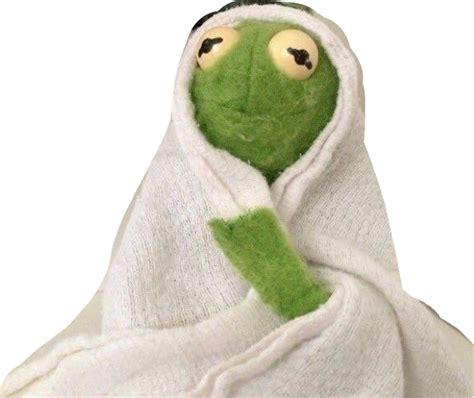 Depressed Kermit Frog Sticker By Gladys