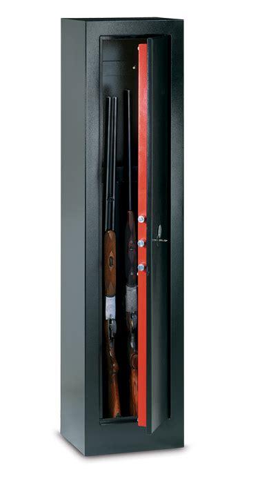 armadietto blindato portafucili armadio blindato per fucili 5 posti