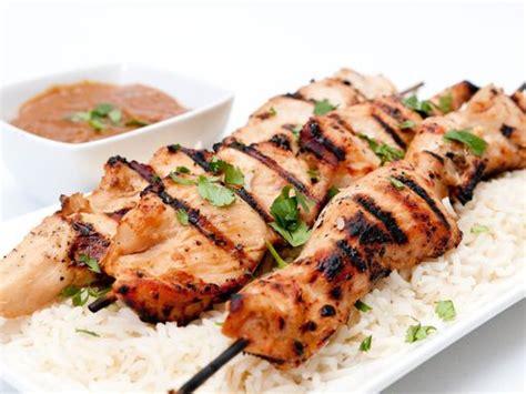 recette de cuisine libanaise avec photo brochettes de poulet à la libanaise recette de