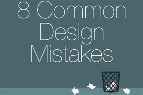 8 common design mistakes that drive visitors crazy design reviver web design blog