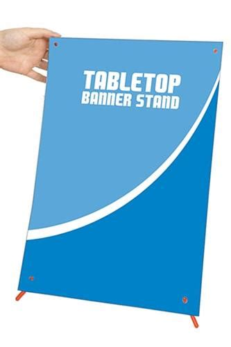 tabletop mini  banner standstabletop mini  banner